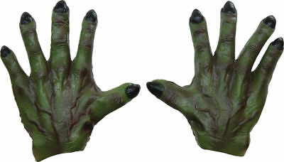 Monster Hands (Morris Costumes Adult Unisex New Monsters Latex Hands One Size.)