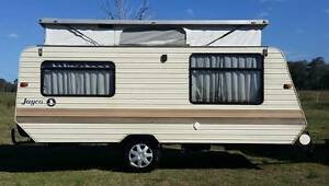 JAYCO 16ft CARAVAN, DOUBLE BED, FULL ANNEXE, 12v BATTERY, finance Burpengary Caboolture Area Preview