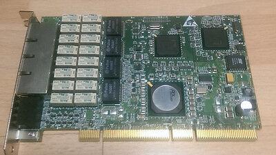 Silicom Pxg4bpi   Quad Port Copper Gigabit Ethernet Pci X Bypass Server Adapter
