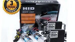HID ( xenon ) 9005 New! 100W Never use! 6000k color