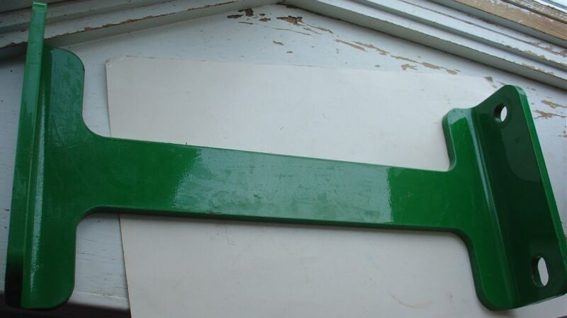 John Deere Tractor Suitcase Weight Bracket