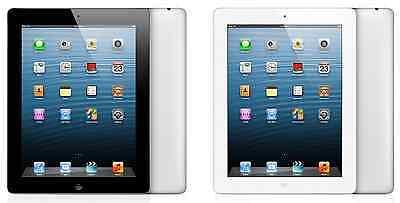 Geniune Apple iPad 4 retina display 4th Generation 16GB WiFi *VGWC!* + Warranty!
