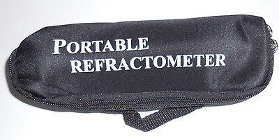 Automatic Temperature Compensating Refractometer - Auto Temperature Compensating