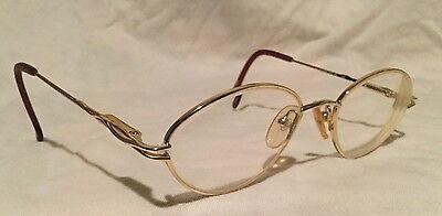 49 Dollar Glasses (Silver Dollar Melina Rx Eyeglasses Color #1 Gold Teardrop Shaped Frame)