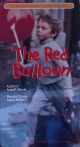 """RARE  copy of the Classic Film """"The Red Balloon"""""""