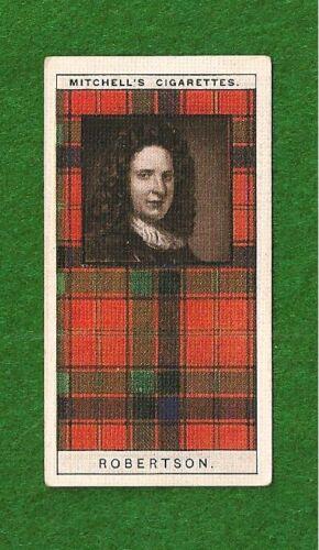 CLAN ROBERTSON CLAN TARTAN Clan Donnachaidh 1927 FIERCE WHEN ROUSED Dunalastair