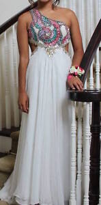 Prom Dress - Very Elegant and ONE of  A KIND
