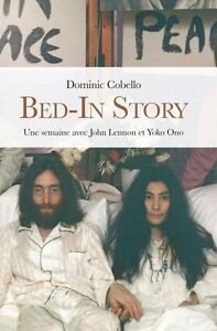 "Livre ""Bed-In Story"""