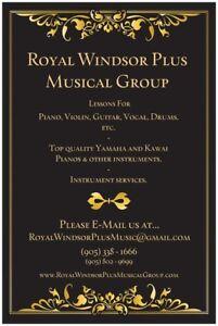 Royal Windsor Plus Musical Group