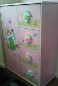 Childrens storage cabinet