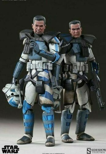 Sideshow Arc Clone Troopers Echo AND Fives, Star Wars The Clone Wars