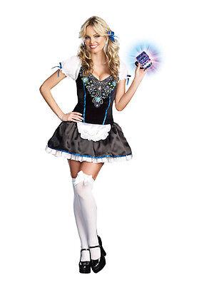 Sexy Bavarian Beer Wench Girl Oktoberfest Beer-Ly Legal Women - Wench Womens Kostüm