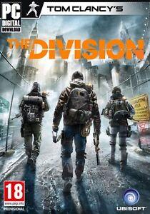 Division - Jeux pour PC-DVD