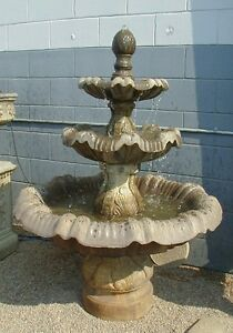 Fountain Molds