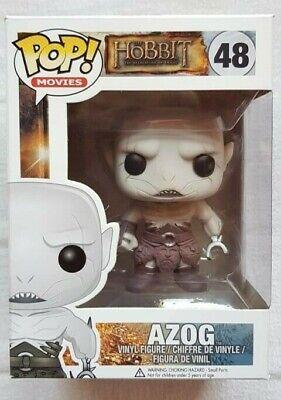 Funko Pop! El Hobbit: Azog