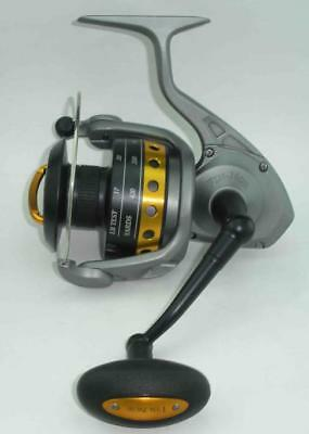 Fin Nor Lethal Heavy Duty Fixed Spool reels-toutes tailles Disponibles!