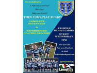 Falkirk Rugby Ladies