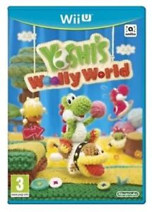Wanted-Yoshi's Woolly World Wii U Birmingham Gardens Newcastle Area Preview