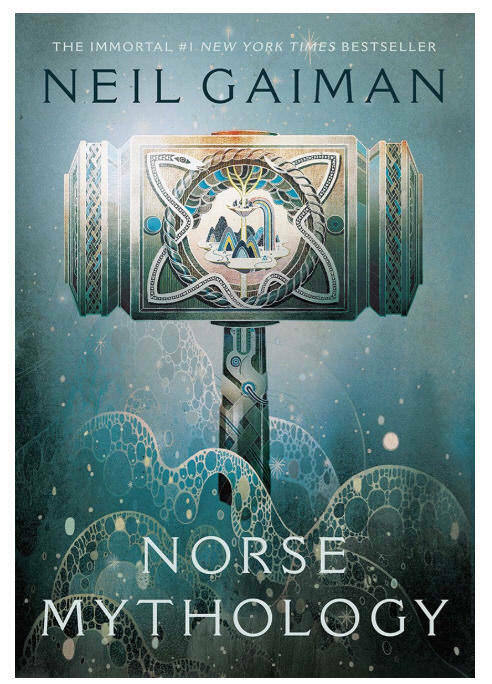 Купить Norse Mythology by Neil Gaiman (2018, Paperback)