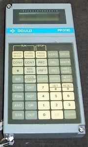 Gould Modicon P110 AS-P110-000 Programming MODULE PLC CNC Omron