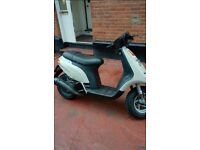 Piaggio Typhoon 125 reg as 50 2t 2003 emaculate condition !!!