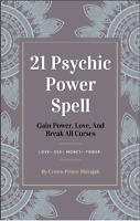 Psychic Power Spells By Noah Shivajah