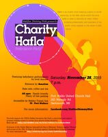 Charity Hafla Bellydance Party