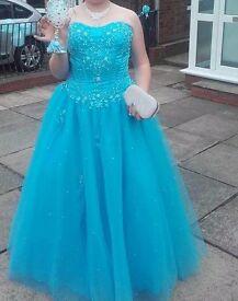 Hilary morgan prom dress