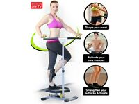 Twist and Shape fitness equipment as seen on TV. Excellent condition.