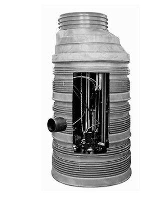 JUNG PUMPEN Kunststoffschacht PKS-D 1000-D40  JP44359