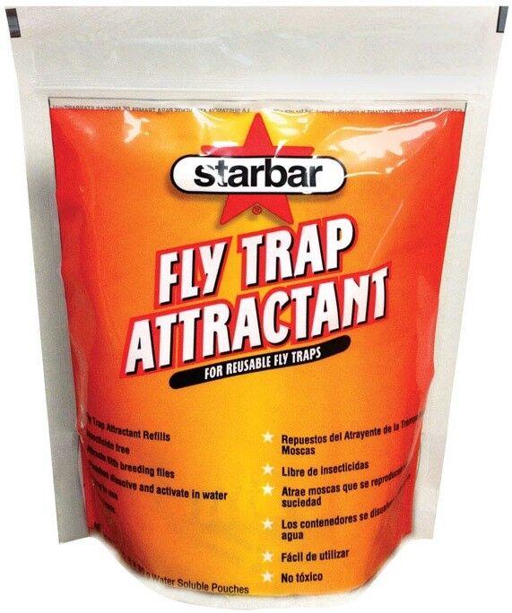 Starbar 100523455 Powder Fly Trap Attractant, 8 Oz