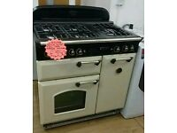LEISURE 90CM FULL GAS RANGE COOKER