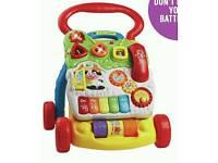 Vtech Baby Walker Stroller