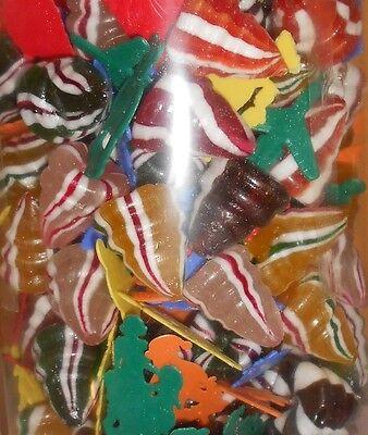 lys ★★ KÜFA Kreisel  Lollys ★★ Lutscher ★★( 100 g = 1,17 € ) (Retro Süßigkeiten)