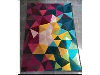 Flair rug - Montego - multi colour pattern