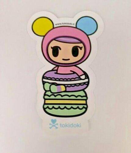 tokidoki sticker - Charlotte