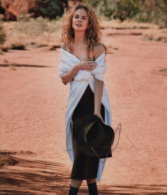 Nicole Kidman Autographed Signed 8x10 Photo COA #4