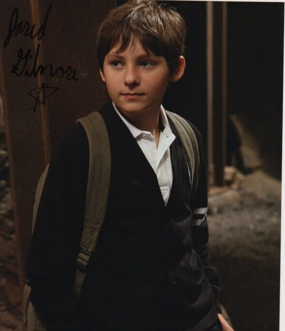 Jared Gilmore once Upon A Time Autographed Signed 8x10 Photo COA #3