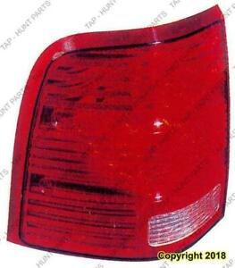 Tail Light Driver Side Exclude Sport-TrAC Ford Explorer 2002-2005