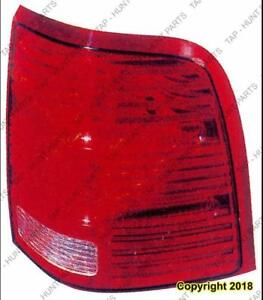 Tail Light Passenger Side Exclude Sport-TrAC Ford Explorer 2002-2005