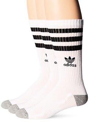 1e9174520da7 Agron Socken Adidas Herren Originals Gepolstert Crew Socken (3 Packung)