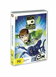Ben 10 - Alien Force : Vol 10 (DVD, 2009)