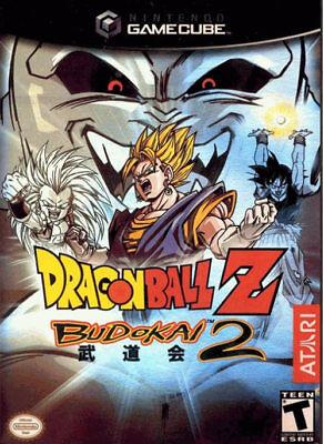 ATARI Dragonball Z: Budokai 2 Ngc Gamecube