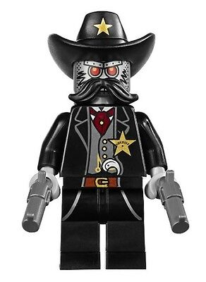 LEGO® The LEGO Movie™ 70800 SHERIFF NOT-A-ROBOT