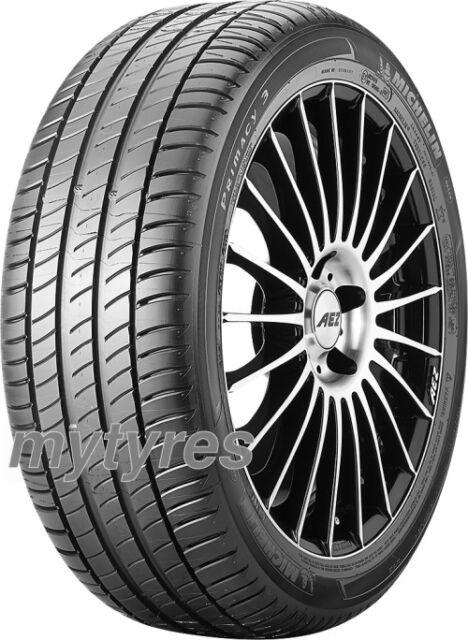 4x SUMMER TYRES Michelin Primacy 3 215/55 R16 97W XL with FSL