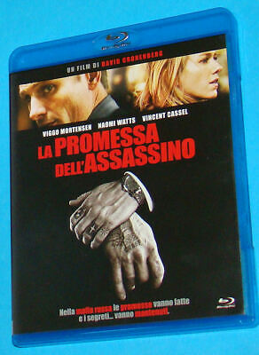 La promessa dell'assassino - Blu-ray Disc Dell Blu Ray Disc