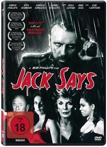 Jack Says (2012) - FSK 18 - NEU & OVP