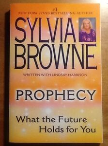 Sylvia Browne - Prophecy, What the Future Holds for You, $2.