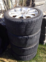2007+ Cadillac STS-V Wheels Set of 4