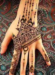 Henna/Mehndi For Chaand Raat and Eid Kitchener / Waterloo Kitchener Area image 6